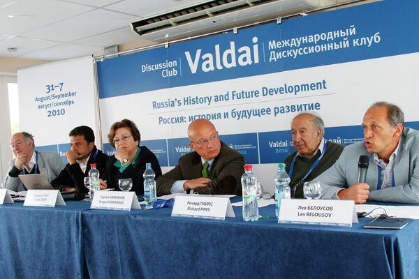 7th Valdai Club meeting - Sputnik International