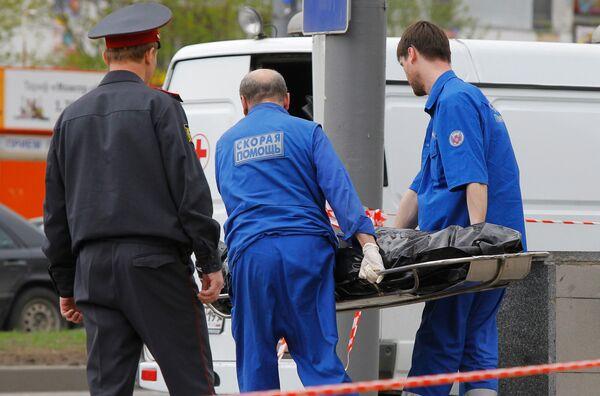 Muscovite kills father, self after row over granddad's grave - Sputnik International