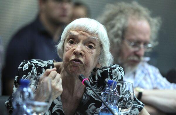 Russian human rights activist Lyudmila Alexeyeva - Sputnik International