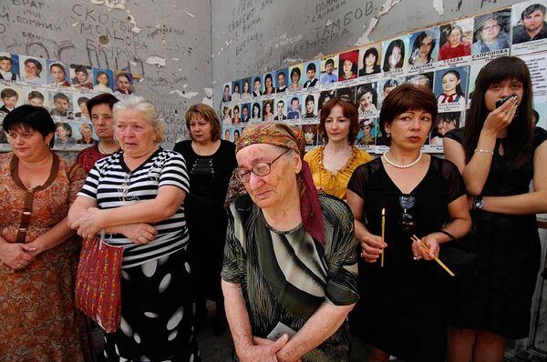 Russia commemorates victims of Beslan tragedy - Sputnik International