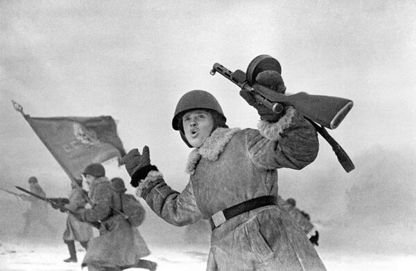 WWII remains one of the most painful subjects in Russia's history. - Sputnik International
