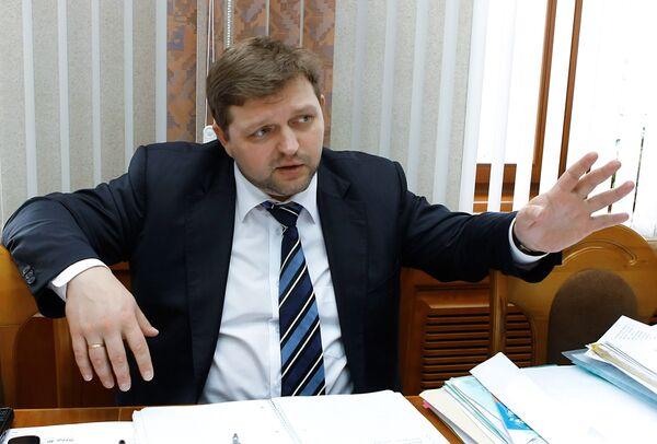 Kirov Region Governor Nikita Belykh - Sputnik International