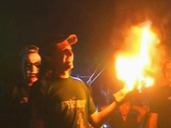 Fighting with fire - Sputnik International