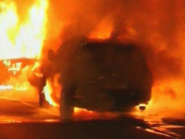 Car arson hits Hamburg - Sputnik International