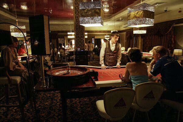 Will Russian cities get their casinos back? - Sputnik International