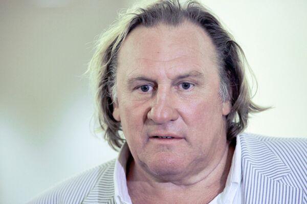 Gerard Depardieu - Sputnik International