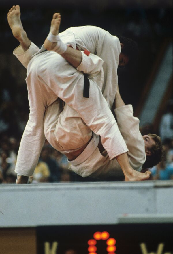 Russians come first at World Martial Arts Games in Beijing - Sputnik International
