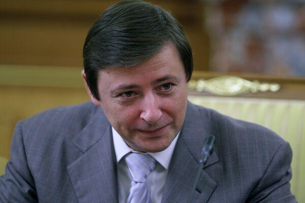 Russian presidential envoy to the North Caucasus Alexander Khloponin - Sputnik International