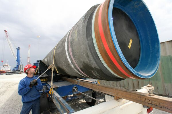 South Stream to be built as quickly as Nord Stream - Sputnik International