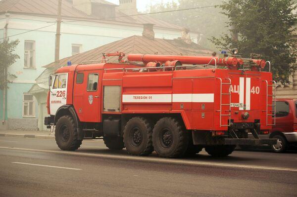 Kazakhstan grants Russia permission to extinguish wildfires  - Sputnik International