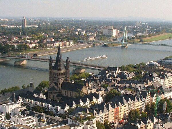 Cologne - Sputnik International