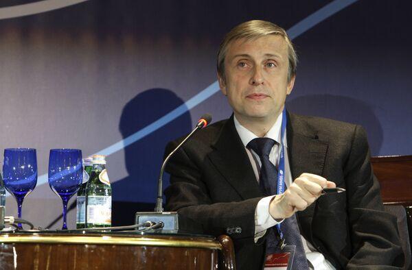 Vladimir Milovidov - Sputnik International