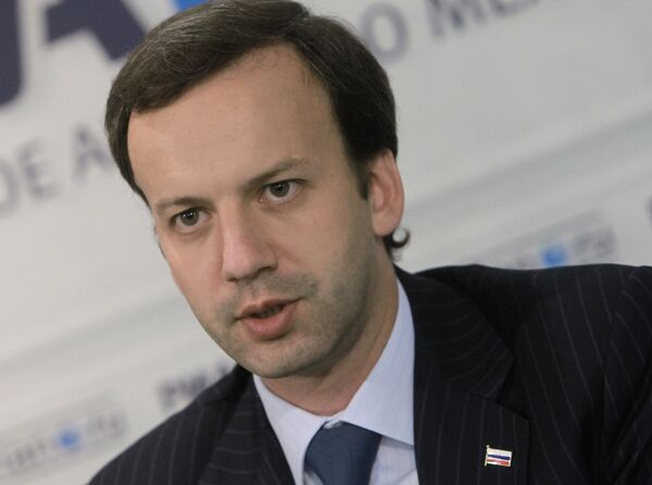 Russian presidential aide Arkady Dvorkovich - Sputnik International