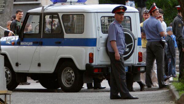 Police officer found dead in Chechnya - Sputnik International