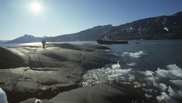 Svalbard archipelago - Sputnik International