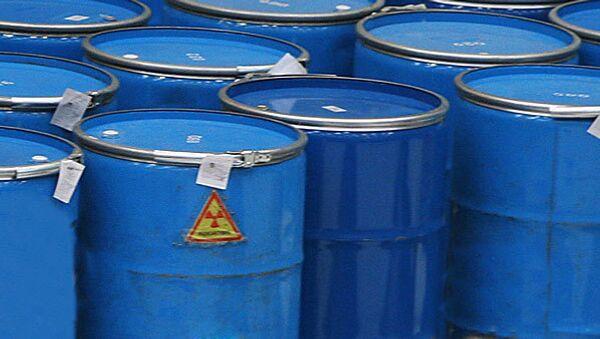 Belarus to return some spent nuclear fuel to Russia - Sputnik International