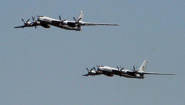 Tu-95MS - Sputnik International