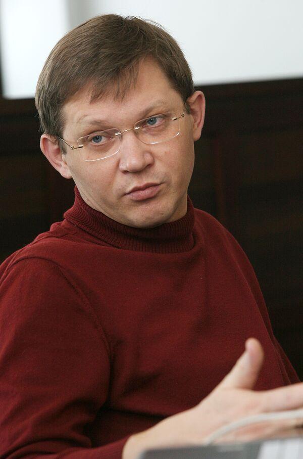 Vladimir Ryzhkov - Sputnik International