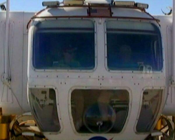 NASA tests next-generation moon rovers in Arizona desert - Sputnik International