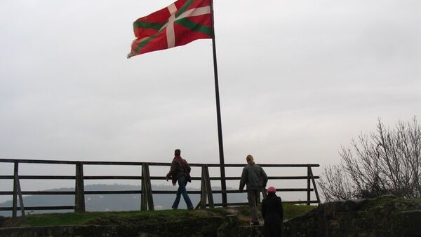 Basque separatist group ETA appeals for mediation in conflict with Spain  - Sputnik International