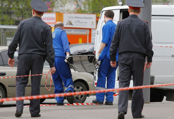 Criminal probe launched against street racer who hit pedestrians in Moscow - Sputnik International