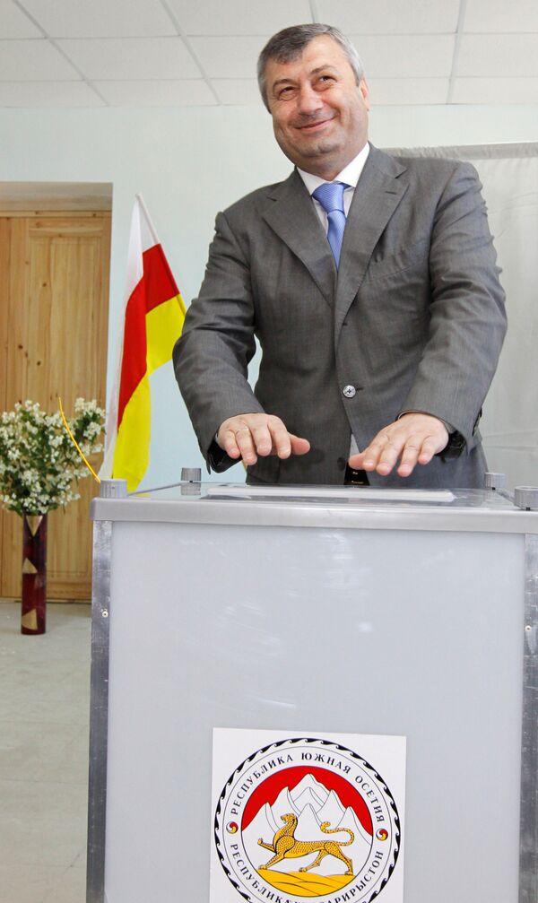 Eduard Kokoity - Sputnik International
