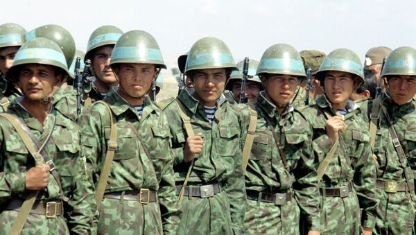 Death toll in attack on Tajik servicemen rises to 40 - source - Sputnik International