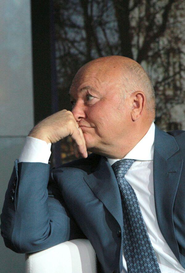 The other side of Yury Luzhkov  - Sputnik International