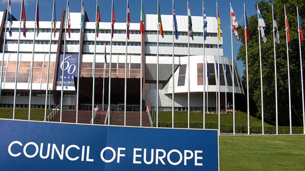 Parliamentary Assembly of the Council of Europe (PACE) - Sputnik International