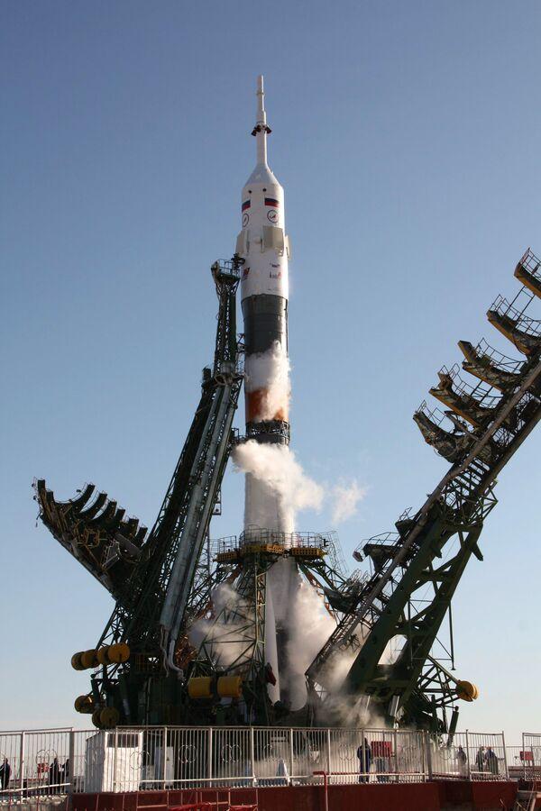 Soyuz spacecraft upgrade ups payload by 70 kg - Sputnik International