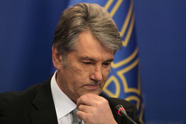 Viktor Yushchenko - Sputnik International