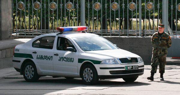 Bomb goes off near U.S. Embassy in Tbilisi, no injuries - Sputnik International