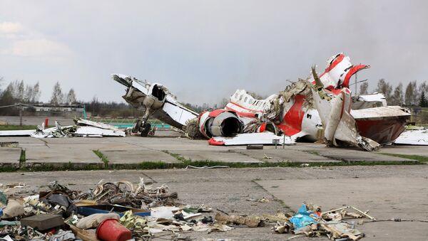 2010 Polish Air Force Tu-154 crash - Sputnik International