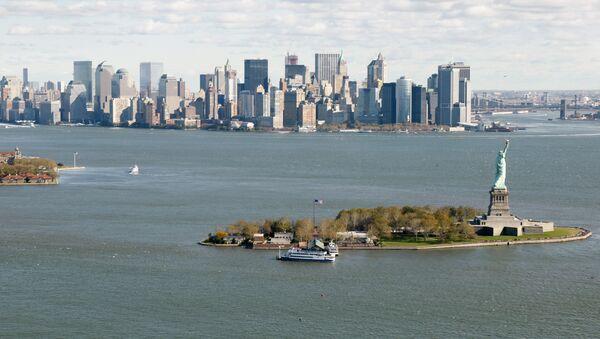 New York City - Sputnik International