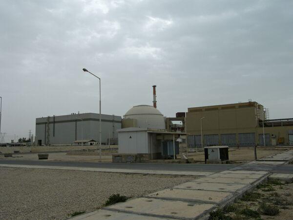 Bushehr nuclear power plant in Iran - Sputnik International