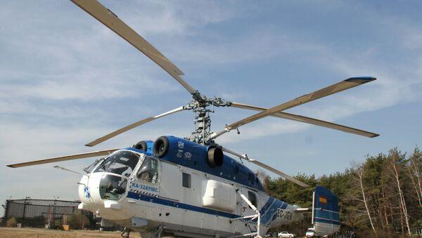Вертолет Ка-32. Архив - Sputnik International