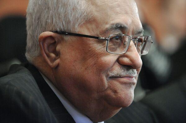 Abbas Confirms Palestinian UN Bid in November - Sputnik International