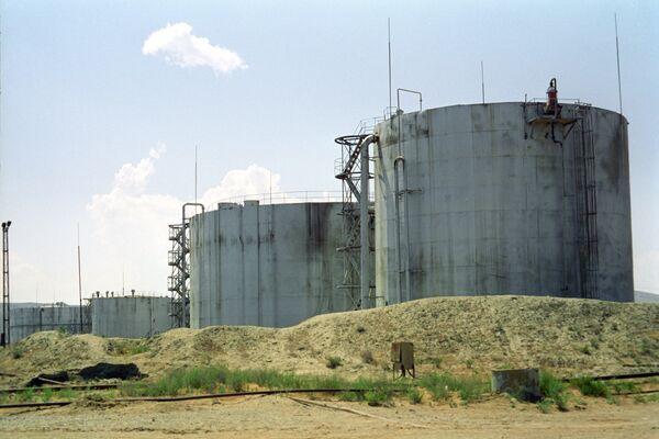 Oil storage tank - Sputnik International