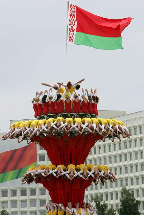 China to Finance New Belarusian City - Sputnik International