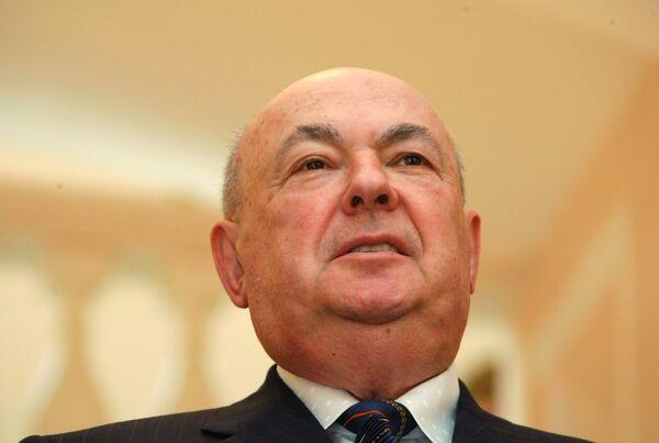 Vladimir Resin, former deputy mayor and a Luzhkov ally - Sputnik International