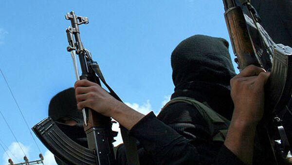 Terrorists. Files - Sputnik International