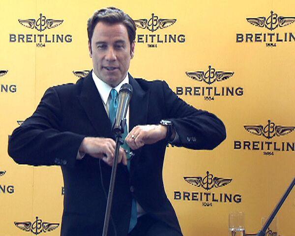 John Travolta: I love the way Russian men dance - Sputnik International