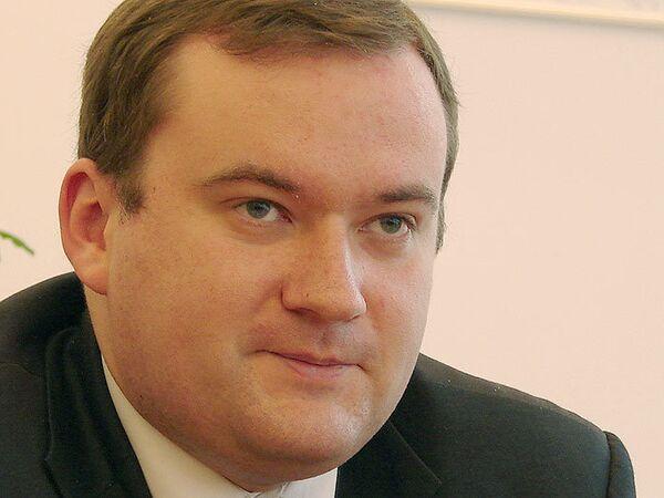 Transdnestr Minister of Foreign Affairs Vladimir Yastrebchak - Sputnik International