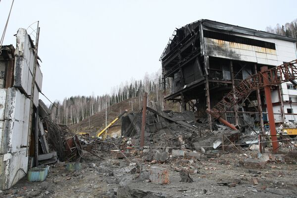 Raspadskaya, one of Russia's largest coalmines located in the town of Mezhdurechensk in Siberia's Kemerovo region, was hit by a methane blast late on May 8.  - Sputnik International