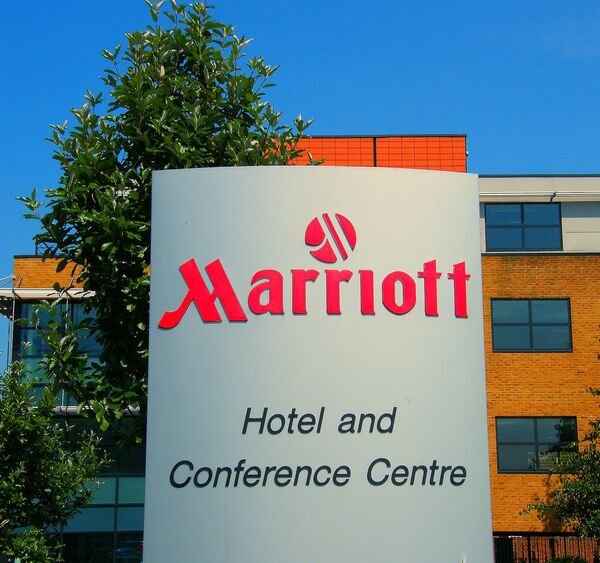 Marriott Hotels have been fined $600,000 for jamming Wi-Fi hotspot access in one of its US hotels. - Sputnik International