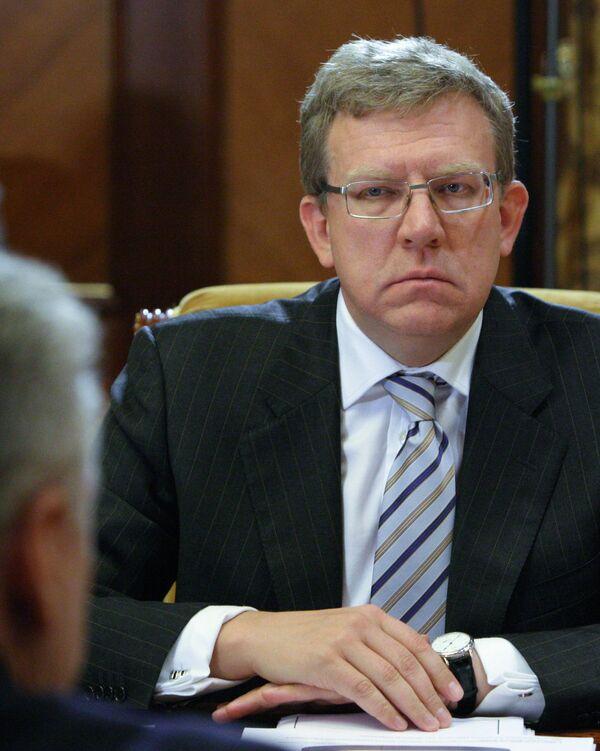 Finance Minster Alexei Kudrin - Sputnik International