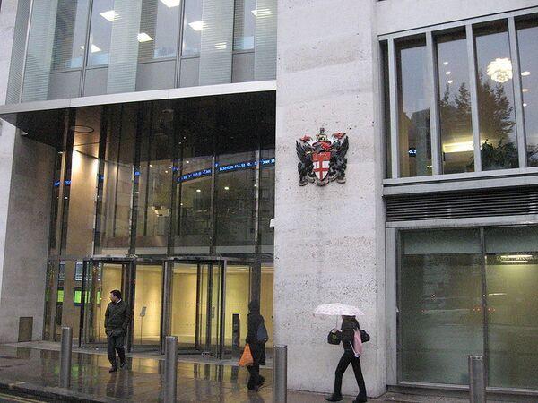 London Stock Exchange - Sputnik International
