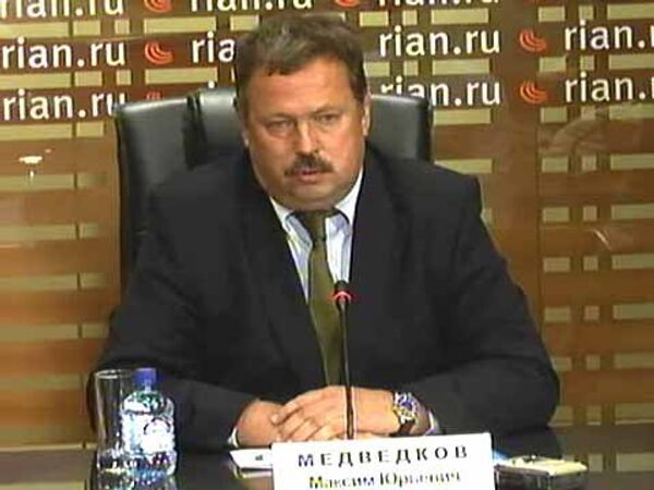 Russia's chief WTO negotiator Maxim Medvedkov - Sputnik International