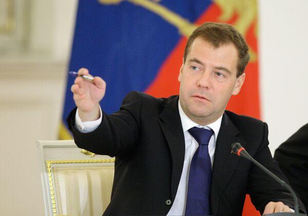 Russian President Dmitry Medvedev will discuss energy and military cooperation at talks with Algerian leader Abdelaziz Bouteflika - Sputnik International