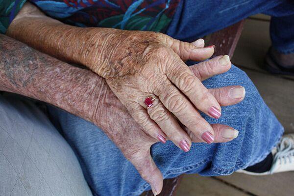Some 500 centenarians live in Moscow - Sputnik International